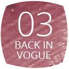 03 Back in Vogue